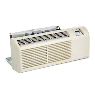 Refurbished Trane 9,000 BTU PTAC Air Conditioner - 277 volt - amp - with Digital Controls and Electric Heat