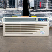 Refurbished A-Grade Islandaire 12,000 BTU PTAC Air Conditioner - 265 volt - 20 amp - with Thermostat Control and Resistive Electric Heat