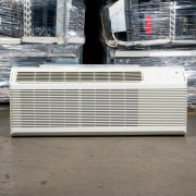 Refurbished A-Grade GE 9,000 BTU PTAC Air Conditioner - 265 volt - 20 amp - with Electronic Control and Resistive Electric Heat