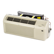 New Gree 15,000 BTU PTAC Air Conditioner - 277 volt - 30 amp - with Digital Control, Heat Pump and Corrosion Protection