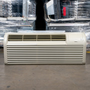 Refurbished A-Grade GE 9,000 BTU PTAC Air Conditioner - 230 volt - 15 amp - with Electronic Control and Resistive Electric Heat