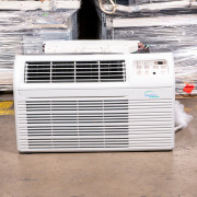 New IslandAire 9,000 BTU TTW Air Conditioner - 115 volt - 15 amp - with Digital Controls and Heat Pump