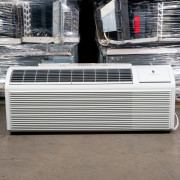 Refurbished A-Grade Friedrich 9,000 BTU PTAC Air Conditioner - 265 volt - 20 amp - with Electronic Control and Heat Pump