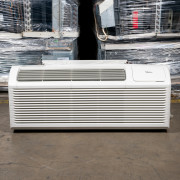 Refurbished A-Grade Midea 15,000 BTU PTAC Air Conditioner - 230 volt - 20 amp - with Electronic Control and Heat Pump