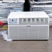 New Midea 82 Series 12,000 BTU TTW Air Conditioner - 230 volt - 20 amp - with Digital Controls and Electric Heat