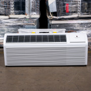 PTAC Unit - 9k Friedrich PDE Series 208v Air Conditioner with 3.5 kW Electric Heat