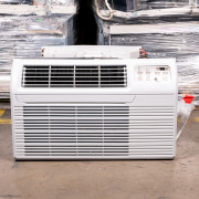 New Gree 12,000 BTU TTW Air Conditioner - 230 volt - 20 amp - with Digital Controls and Heat Pump
