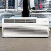 New Amana PTH Series 9,000 BTU PTAC Air Conditioner - 230 volt - 20 amp - with Digital Controls and Heat Pump