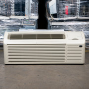 Refurbished A-Grade Gree 9,000 BTU PTAC Air Conditioner - 265 volt - 20 amp - with Electronic Control and Resistive Electric Heat