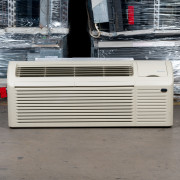 Refurbished A+-Grade Gree 12,000 BTU PTAC Air Conditioner - 230 volt - 20 amp - with Electronic Control and Resistive Electric Heat