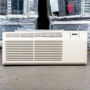 Refurbished A-Grade Trane 7,000 BTU PTAC Air Conditioner - 265 volt - 20 amp - with Electronic Control and Heat Pump