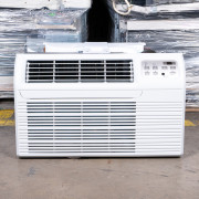 New Gree 9,000 BTU TTW Air Conditioner - 230 volt - 20 amp - with Digital Controls and Electric Heat