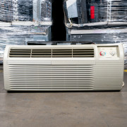 Refurbished B-Grade 9,000 BTU PTAC Air Conditioner - 265 volt - 20 amp - with Knob Control