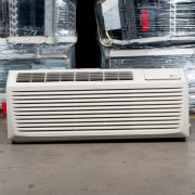 Refurbished A-Grade LG 9,000 BTU PTAC Air Conditioner - 265 volt - 20 amp - with Electronic Control and Resistive Electric Heat