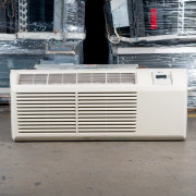 Refurbished A-Grade Trane 9,000 BTU PTAC Air Conditioner - 265 volt - 20 amp - with Electronic Control and Resistive Electric Heat
