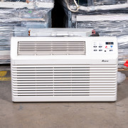 New Amana 9,000 BTU TTW Air Conditioner - 230 volt - 20 amp - with Digital Controls and Heat Pump