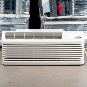Refurbished A+-Grade Amana 9,000 BTU PTAC Air Conditioner - 230 volt - 15 amp - with Electronic Control and Resistive Electric Heat