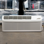 Refurbished A+-Grade Amana 9,000 BTU PTAC Air Conditioner - 265 volt - 20 amp - with Electronic Control and Electric Heat
