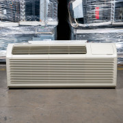 Refurbished A-Grade Hybrid 9,000 BTU PTAC Air Conditioner - 265 volt - 20 amp - with Electronic Control and Heat Pump