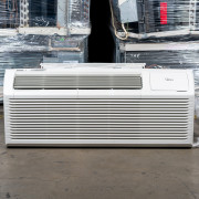 New Midea 62 Series 7,000 BTU PTAC Air Conditioner - 230 volt - 20 amp - with Digital Controls and Electric Heat