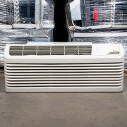 Refurbished A+-Grade Amana 9,000 BTU PTAC Air Conditioner - 230 volt - 15 amp - with Electronic Control and Heat Pump