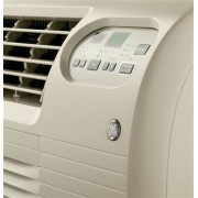 New GE 10,000 BTU TTW Air Conditioner - 230 volt - 20 amp - with Digital Controls and Electric Heat