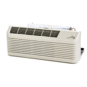New Amana PTC Series 7,000 BTU PTAC Air Conditioner - 208 volt - 20 amp - with Digital Controls and Electric Heat