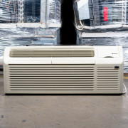 New Gree 7,000 BTU PTAC Air Conditioner - 277 volt - 20 amp - with Digital Controls and Electric Heat