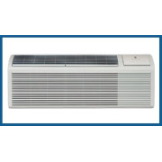 PTAC Unit - 15k Friedrich PDH Series 265v Air Conditioner with Heat Pump and 5.0 kW Resistive Electric Heat