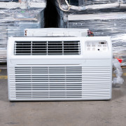 New Gree 9,000 BTU TTW Air Conditioner - 230 volt - 20 amp - with Digital Controls and Heat Pump