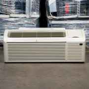 New Gree 9,000 BTU PTAC Air Conditioner - 230 volt - with Digital Controls and Electric Heat