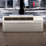 Refurbished A-Grade GE 7,000 BTU PTAC Air Conditioner - 230 volt - 20 amp - with Electronic Control and Resistive Electric Heat