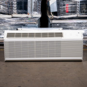 Refurbished A+-Grade GE 9,000 BTU PTAC Air Conditioner - 230 volt - 20 amp - with Electronic Control and Resistive Electric Heater