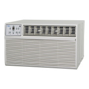 New Midea 12,000 BTU Window Air Conditioner - 230 volt - 20 amp - with Digital Controls and Electric Heat
